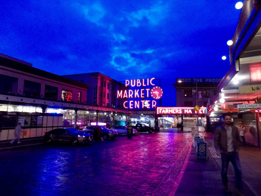What to do in Seattle