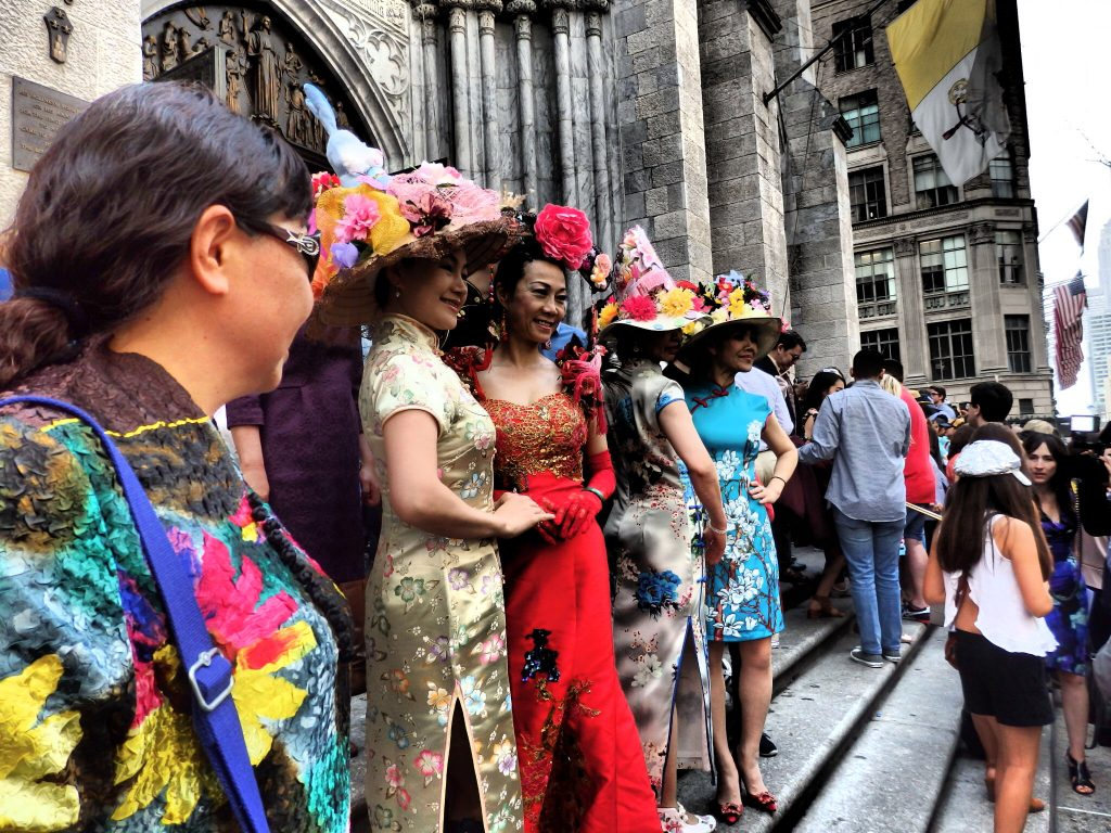 NYC Easter Hat Parade