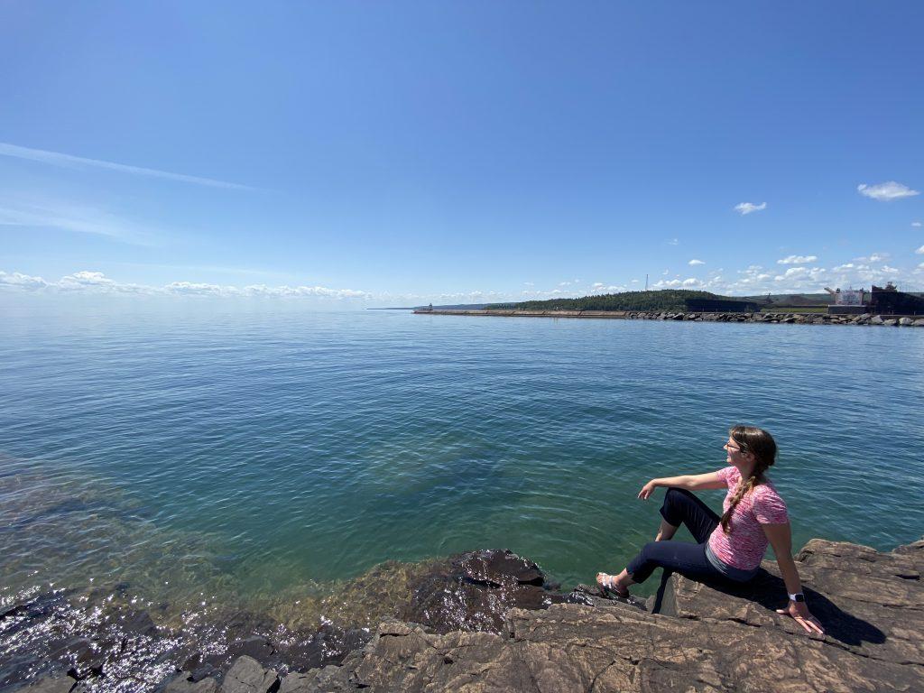 Lake superior minnesota north shore