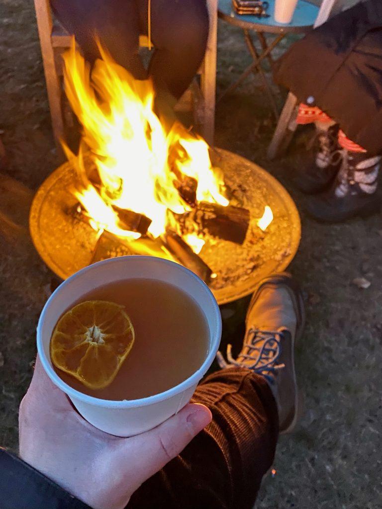 Twin Cities Heated Outdoor Patio