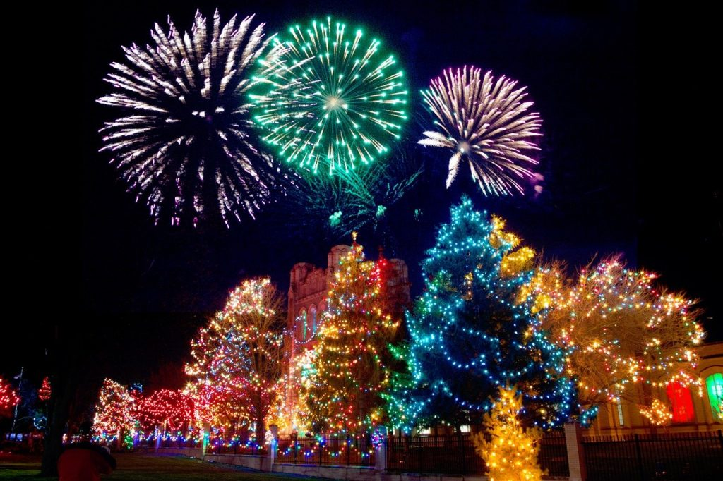 twin cities holiday lights